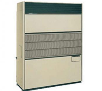 ヒートポンプパッケージ方式(床置ダクト接続型)の画像